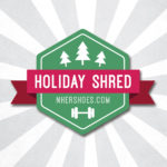 Holiday Shred: Badge